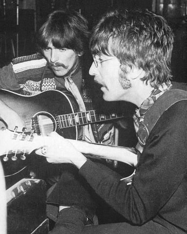 """Pay close attention so I don't 'ave to tell you again!"" - Paul to George n John"